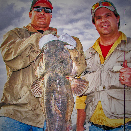 Dallas Fishing Charters website, by Clever Mutt™