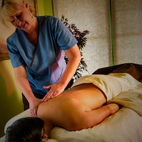 The Cottage Massage Athens, TX website, by Clever Mutt™